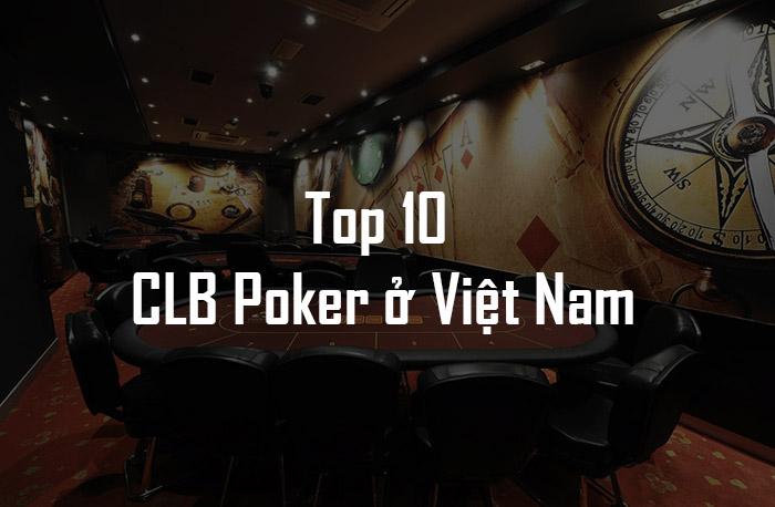 CLB Poker Viet Nam
