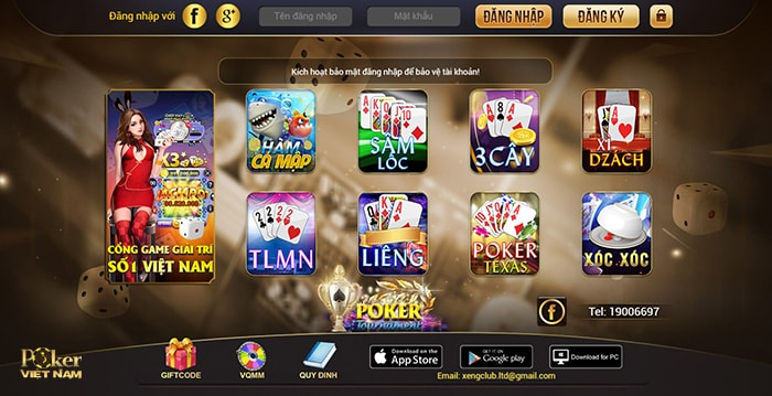 Chơi poker online kiếm tiền - Xengclub