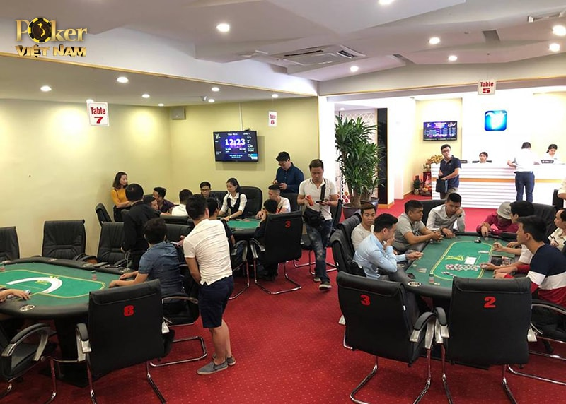 CLB Poker - Vstar Poker Club