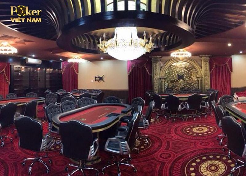 CLB Poker - Đại Việt Poker club