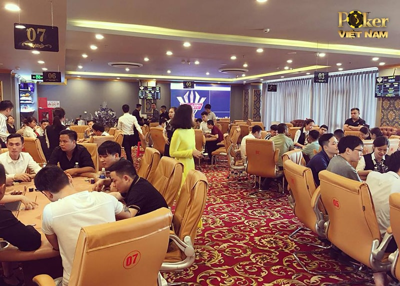 CLB Poker - Diamond Poker Club Nghệ An
