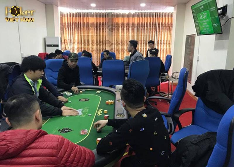 CLB Poker - Lào Cai Poker Club
