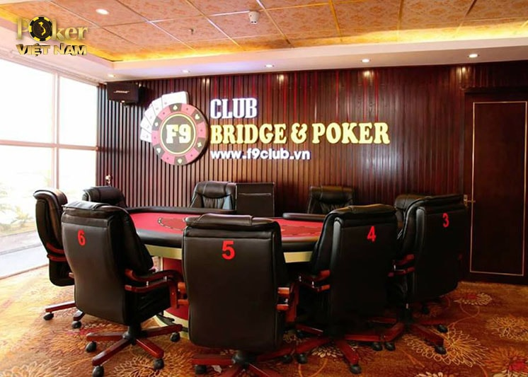 CLB Poker - F9 Poker Club Quảng Ninh