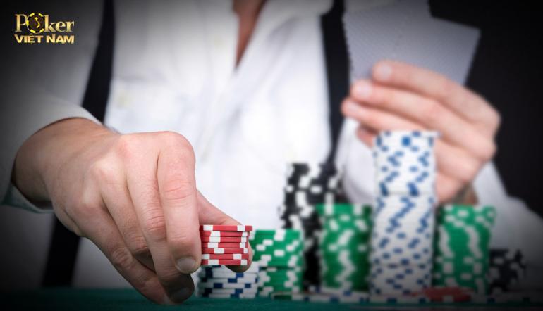 cách chơi poker - double barrelling