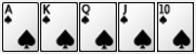 Luật chơi Poker - sảnh rồng