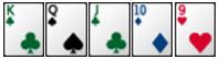 Luật chơi Poker - sảnh