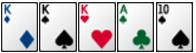 Luật chơi Poker - sám cô