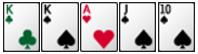 Luật chơi Poker - đôi